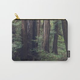 The Redwoods at Muir Woods Carry-All Pouch