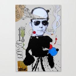 GONZO  Canvas Print