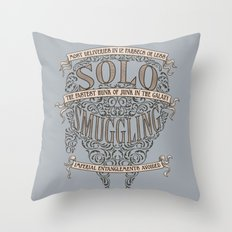 Solo Smuggling - Light Throw Pillow