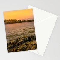 Wilderness Sunset Stationery Cards