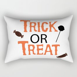 Trick or Treat Rectangular Pillow