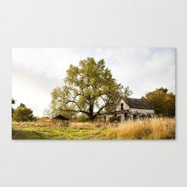 Abandoned South Dakota 0608 Canvas Print