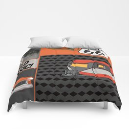 Route 66 Classic Living Comforters