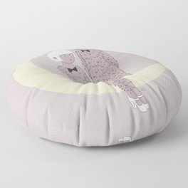 Hirsute Floor Pillow