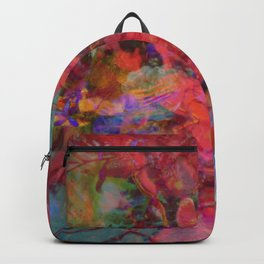 Summer Blur Backpack