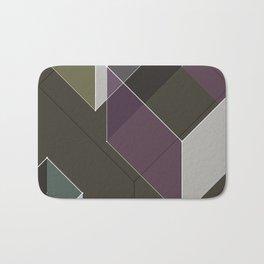 Muted RGB by Friztin Bath Mat