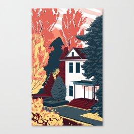 Sanctuary XXI Canvas Print