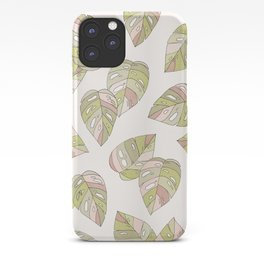 Dancing Leaves iPhone Case