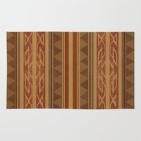 navajo Area & Throw Rugs featuring Navajo  by Terry Fan