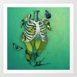 Fresh Air :: The Symbiosis Project // 5/100 Art Print