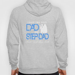 World's Best Step Dad Father's Day Gift Hoody