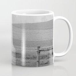 Draft Horse in the Field Coffee Mug