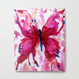 Butterfly Joy No. 7 Metal Print