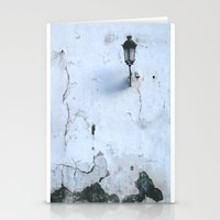 cracked Stationery Cards featuring Cracked by @lauritadas