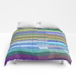Fab Arty Stripes Comforters