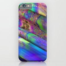 Folded Fractal iPhone 6s Slim Case