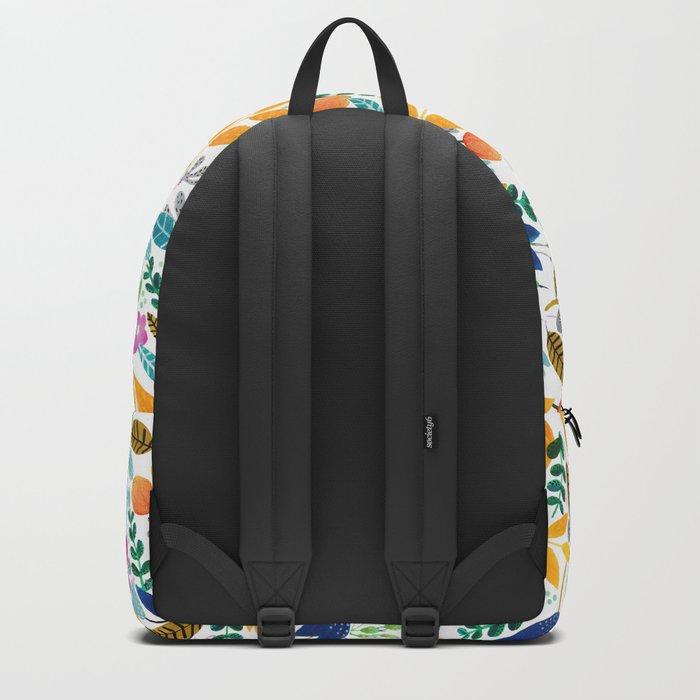 Flower Mayhem Backpack