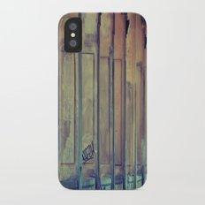 Between the Lines Slim Case iPhone X