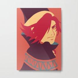 Nayru's Protector Metal Print