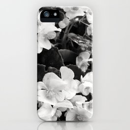 Dainty Flowers iPhone Case