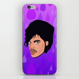 Nothing Compares 2 U iPhone Skin