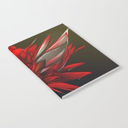 Wild Flower Z Notebook