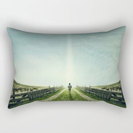 life journey Rectangular Pillow