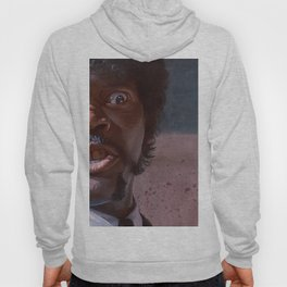 Great Vengeance And Furious Anger - Pulp Fiction Hoody