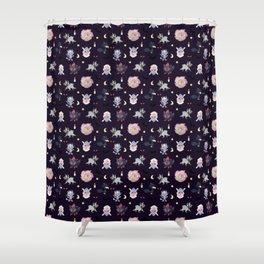 Nasty Plot Shower Curtain