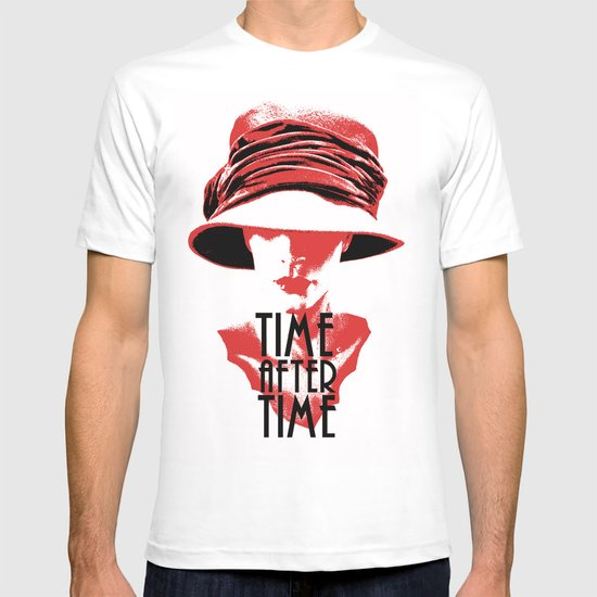 Time After Time Rouge T-shirt