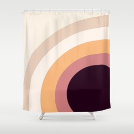 Rings of Saturn Shower Curtain