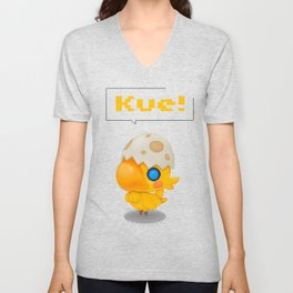 Chocobo Unisex V-Neck