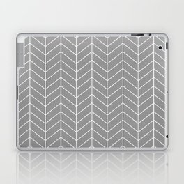 Grey Arrow Laptop & iPad Skin
