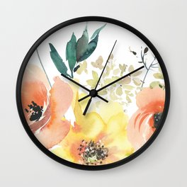 Peachy Keen Vol. 2 Wall Clock