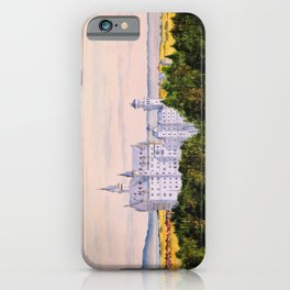 Neuschwanstein Castle Bavaria Germany iPhone Case