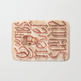 Goonies Never Say Die Bath Mat