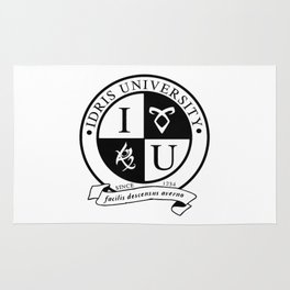 idris university Rug