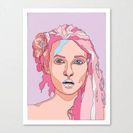 Misread Canvas Print
