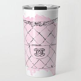 Pink bag #5 Travel Mug