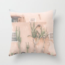Vintage Los Angeles Throw Pillow