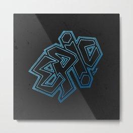 EPiC Metal Print