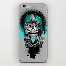 Elektrik Sun iPhone & iPod Skin