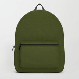 Army Green Backpack