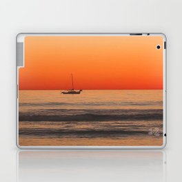 Indian Summer Sunset by Aloha Kea Photography Laptop & iPad Skin