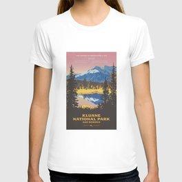 Kluane National Park and Reserve T-shirt