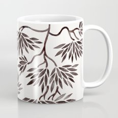 Bonsai Tree – Black Palette Mug