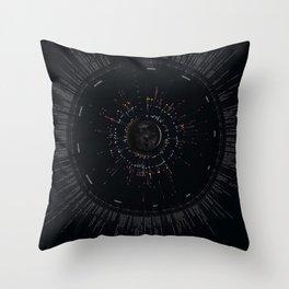 Bureau Oberhaeuser Calendar 2020 Throw Pillow