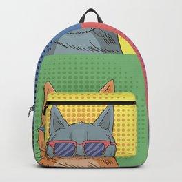 Cats Art Backpack