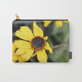 Flowers & Sunshine Carry-All Pouch