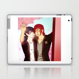 Sakurathon Laptop & iPad Skin